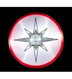 Létající talíř Aerobie SKYLIGHTER červený