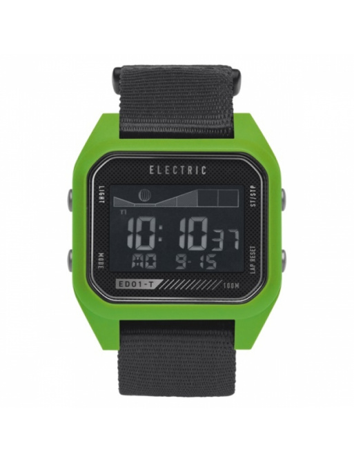Hodinky Electric ED01-T NATO black/green 2014/15