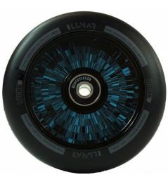 Lucky Lunar Schwarz / Blau 110 mm Rolle