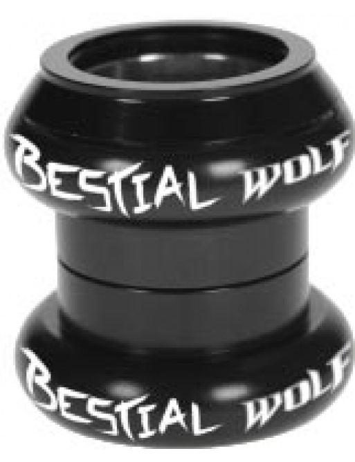 Bestial Wolf PRO Kopfset schwarz