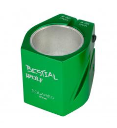 Bestial Wolf Squared grünen Ärmel