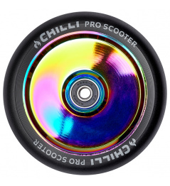 Chilli FAT 120/27 mm Regenbogenrad