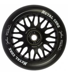 Metal Core PRO Modell Johan Walzel 100 mm schwarzes Rad
