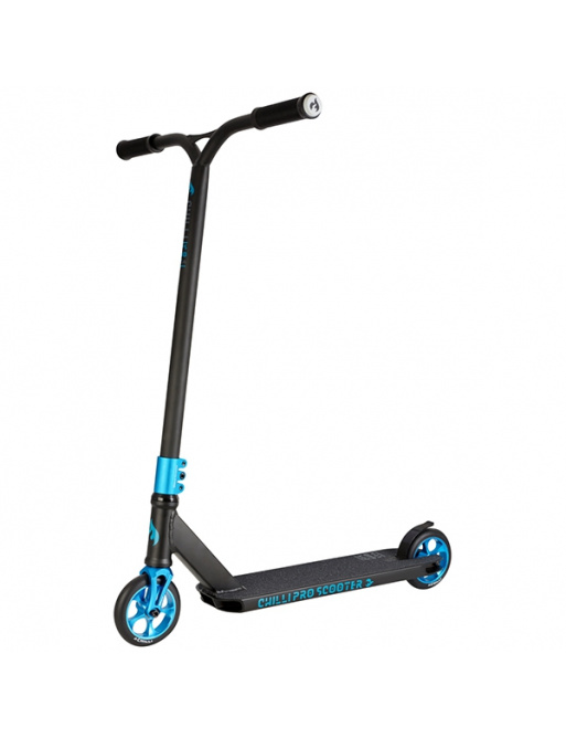 Chilli Reloaded Ghost Freestyle Roller blau