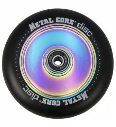 Metal Core Disc 110 mm schwarzes Rad