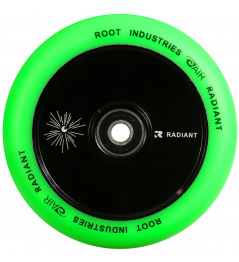 Zelené kolečko Root Industries Air Radiant 120mm