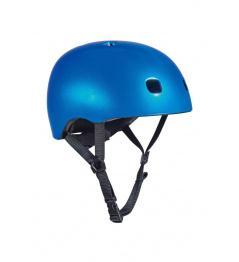 Přilba Micro Metalic Blue M (53-57 cm)