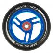 Bestial Wolf Race 110 mm Rad schwarz-blau