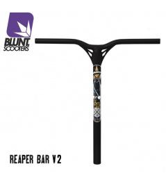 Stumpfe Reaper V2 Lenker schwarz 650 mm