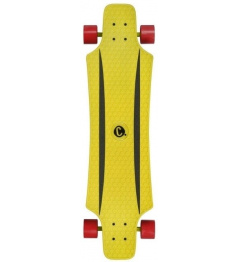 Longboard Choke Juicy Susi Long John Yellow