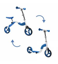 Scoobik Roller und Reflektor in einem blau