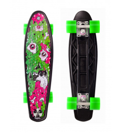 Skateboard Street Surfing FUEL BOARD Melting - artist series