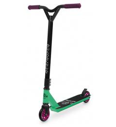 Straßen-surfendes Zerstörer-Donner-Freestyle-Rollergrün