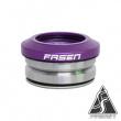 Fasen Integriertes Headset lila
