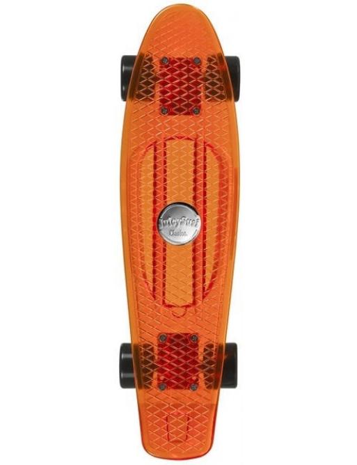 Skateboard Choke Juicy Susi Elite Clear Orange