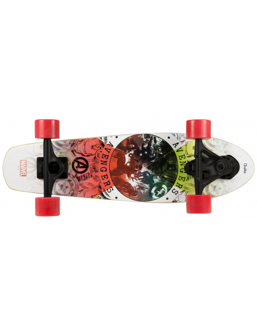 Skateboard Marvel Avengers Carver