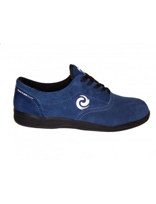 Fusion Riden 2 blaue Schuhe
