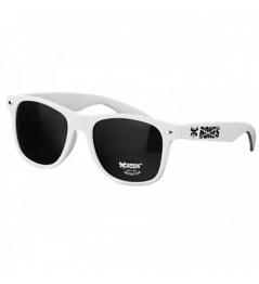Knochen weiße Gläser