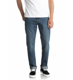 Jeansy Quiksilver Sequel 344 bygw medium blue 2018 vell.32/32