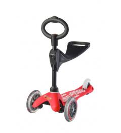 Mini Micro Deluxe 3v1 Red