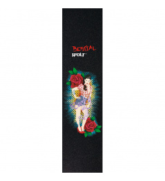 Beestial Wolf Rosas Pinup griptape