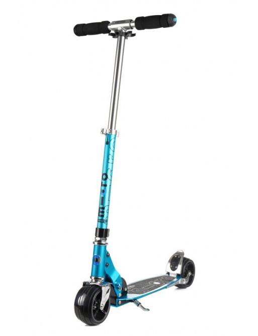 Micro Rocket Blue