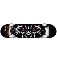 Bestial Wolf Rabies Skateboard