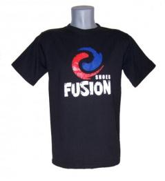 Fusion T-Shirt schwarz