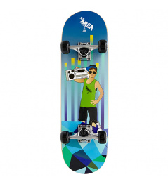 Bereich Cool Boy Skateboard