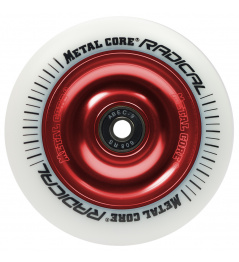 Metallkern Radical 110 mm Rolle weiß