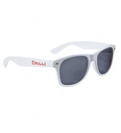 Chilli Sonnenbrille weiß