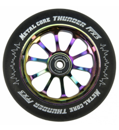 Metal Core Thunder 120 mm Regenbogenrad