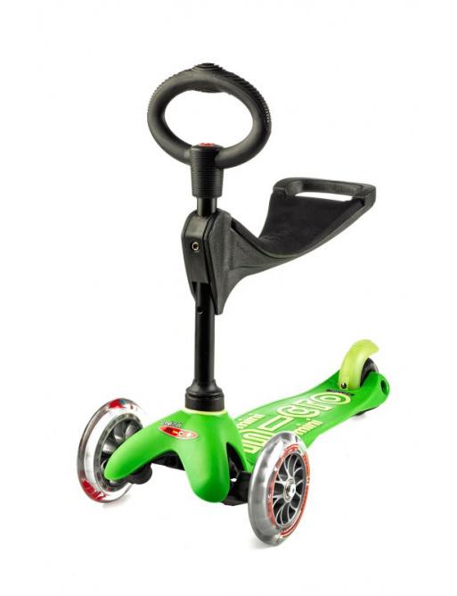 Mini micro Deluxe 3v1 Green
