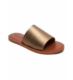 Pantofle Roxy Kaia bronze 2019 dámské vell.EUR39