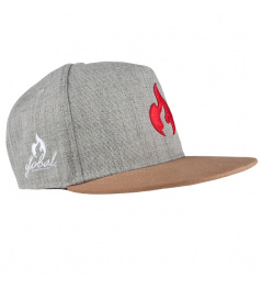 Chilli Global Snapback Grau