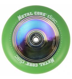 Metal Core Disc 110 mm grünes Rad